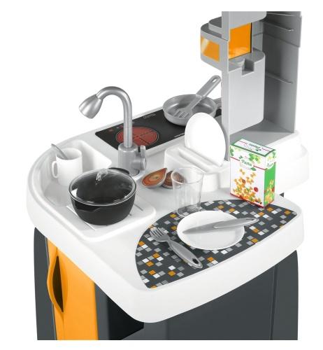 SMOBY KUCHNIA MINI TEFAL STUDIO 311000  KUCHNIE I   -> Kuchnia Mini Tefal Z Dźwiekiem