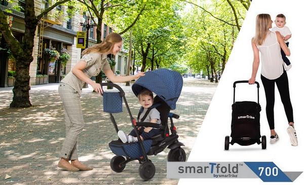 Smart Trike Folding Trike 700